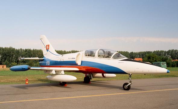 Aero L 39 ZA Slovensko