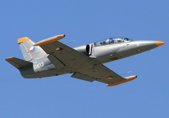 Aero L 39C Albatros Vzdušné síly Armády České republiky