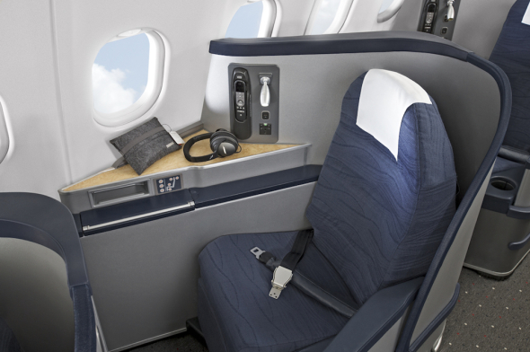 American Airlines Airbus A330 Business Class