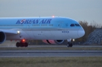 Boeing 787 Dreamliner Korean Air LKPR
