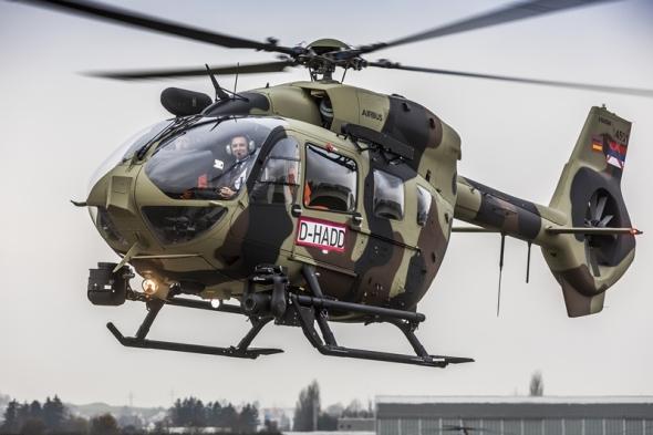 H145M Srbské vojenské letectvo