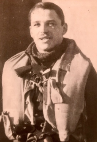 Josef Dygrýn DFC pilot RAF