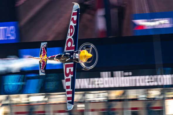 Martin Šonka Red Bull 2018 Forth Worth