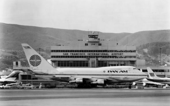 Pan Am Boeing 747SP