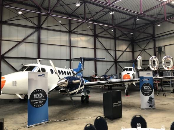 Beechcraft King Air 350 OK ANS ŘLP ČR