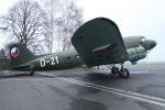 Douglas DC 3 VHÚ Praha celkový pohled