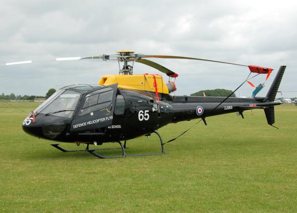 Eurocopter 350bb Écureuil