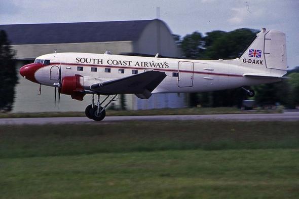 Douglas C-47A-35-DLG-DAKK