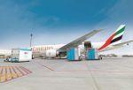 Emirates SkyCargo nakládání