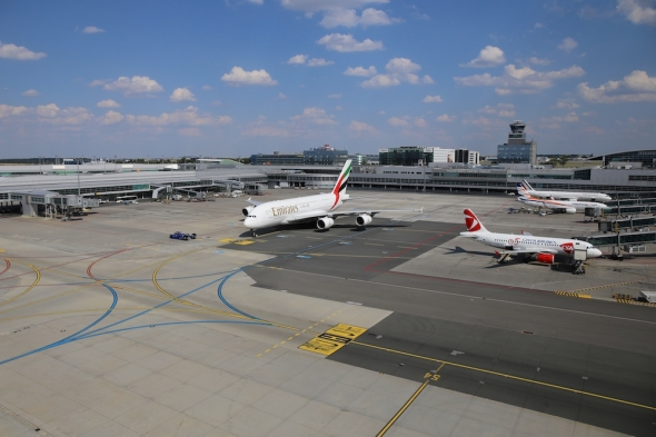 Letiste Praha provozní plocha LKPR 2018