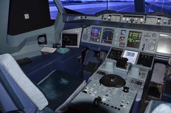 Simulátor A 380