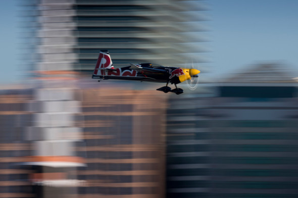 Martin Šonka Red Bull Air Race Abu Dhabi 2019