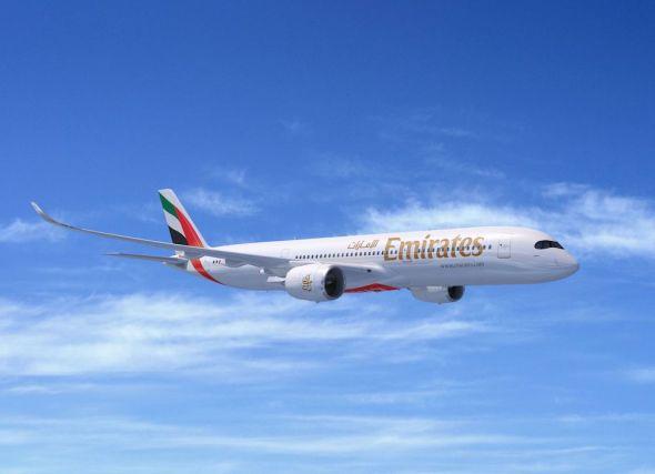 Airbus A350-900-Emirates