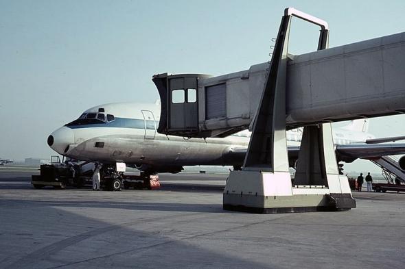 Douglas DC 8 Pan Am