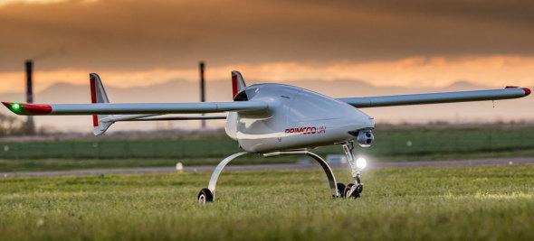 UAV Primoco