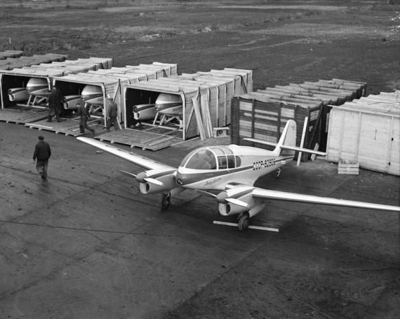 Aero v LKKU export