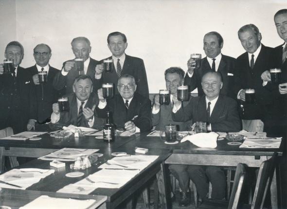 Setkání bývalých letců 68 Sqd RAF