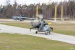 vrtulníky Mil základna Náměšť