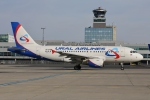 Airbus A 321 Ural Airlines