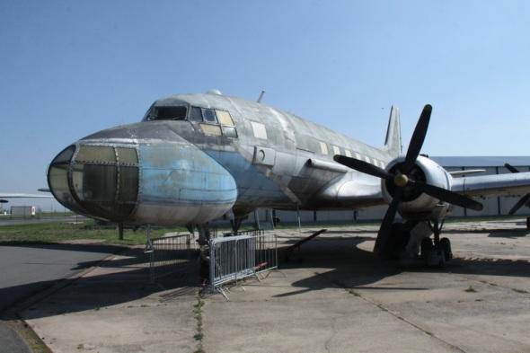 Avia Av 14 FG Kbely