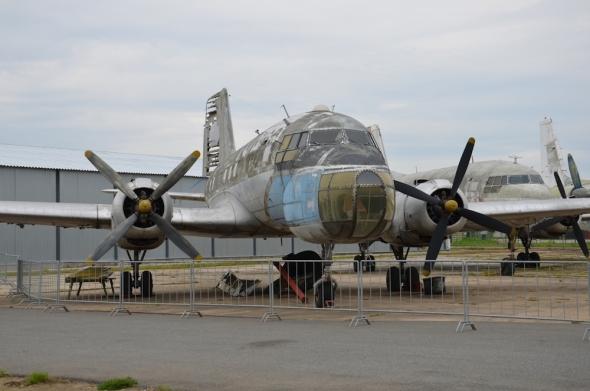 Avie 14FG  Praha Kbely