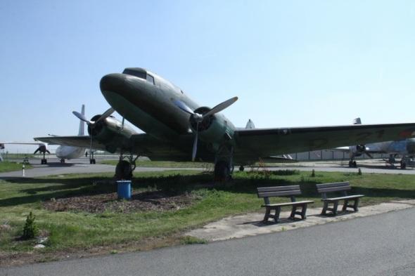 Douglas DC-3 Kbely