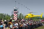 Helicopter show Hradec Králové LKHK