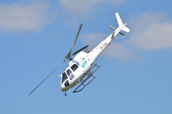 Vrtulník AS 350 B3e DSA