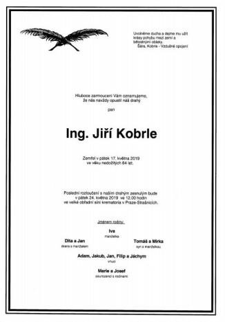parte Jiří Kobrle