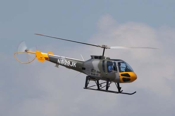 vrtulník Enstrom 480B-G CLV