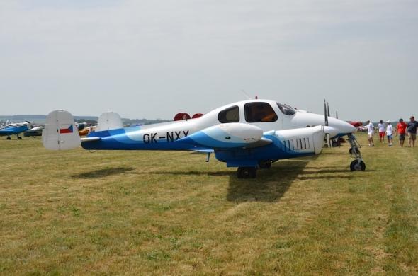 Slet československých letadel 2019 L 200 Morava