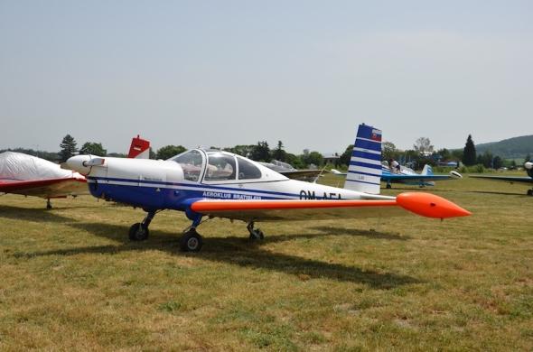 Slet československých letadel 2019 Let L 40