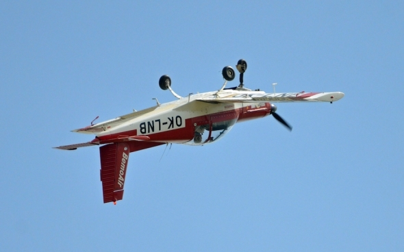 Slet československých letadel 2019 Zlín Z 142