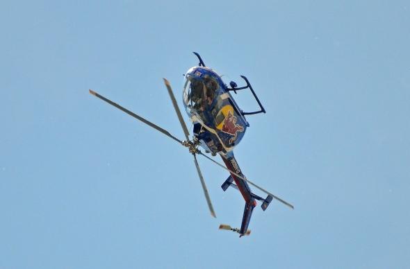vrtulník Bolkov 105 Aviatická pouť 2019