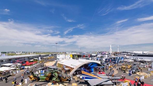 Aerosalon Le Bourget 2019