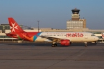 Air Malta in Prague Photo Prague Airport