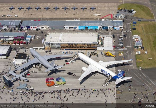 Airbus Le Bourget 2019