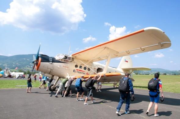 Antonov AN 2 Frýdlant nad Ostravicí