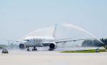 Boeing 777-200LR Emirates Porto