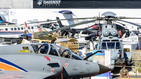 Dassault Le Bourget 2019