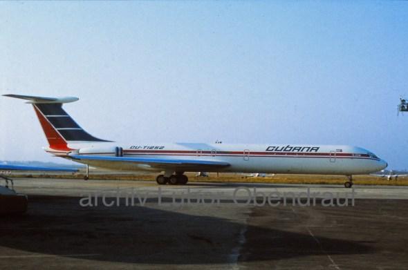 Cubana Iljušin Il 62