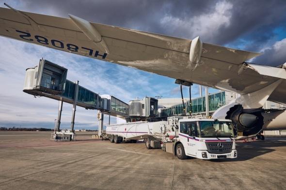Czech Airlines Handling_Aircraft handling