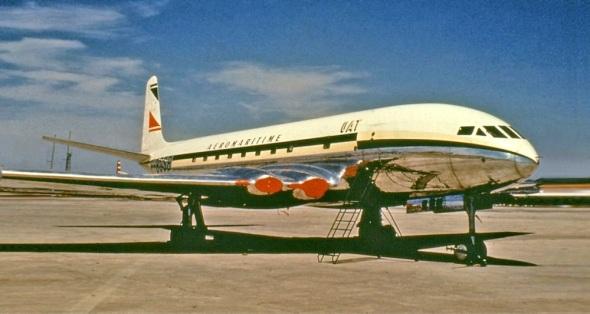 De Havilland Comet ve francouzských službách