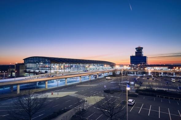 Prague Airport_Terminal