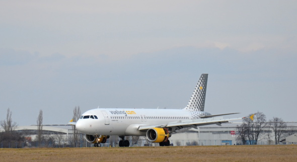Airbus A319 Vueling