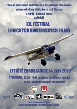 Festival amatérských leteckých filmů 2019