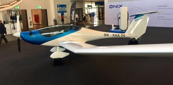 ΦNIX na výstavě