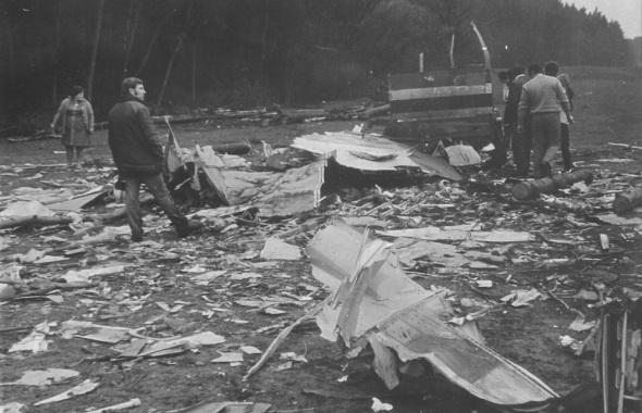 havárie Douglas DC 9 JAT ČSSR_0003