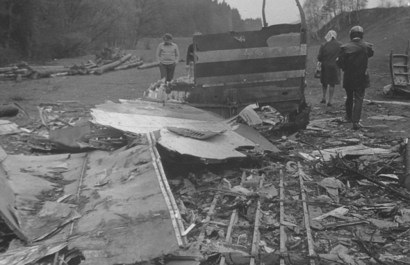 havárie Douglas DC 9 JAT ČSSR_0005