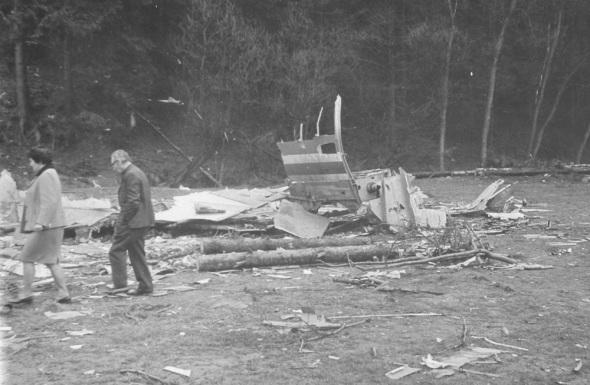 havárie Douglas DC 9 JAT ČSSR_0007